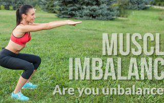 Gold Coast Physiotherpaist explains muscle imbalance