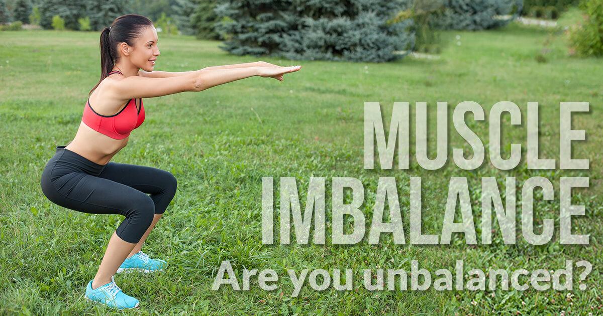 Gold Coast Physiotherpaist explains muscle imbalance